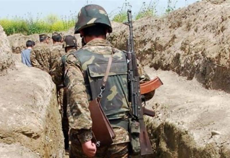 Армянские добровольцы оставили огневые позиции и бежали