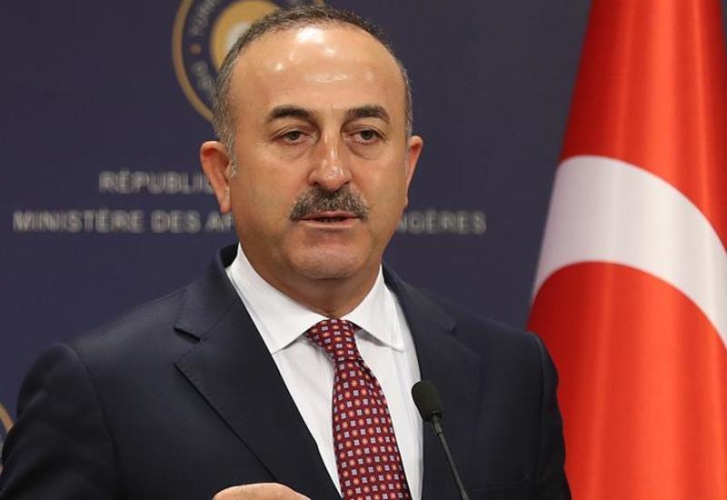 Мевлют Чавушоглу о встрече глав МИД Турции, Азербайджана и Туркменистана