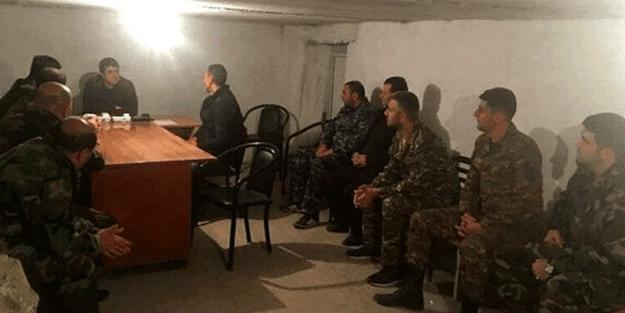 Глава Карабахских сепаратистов прячется в подвале