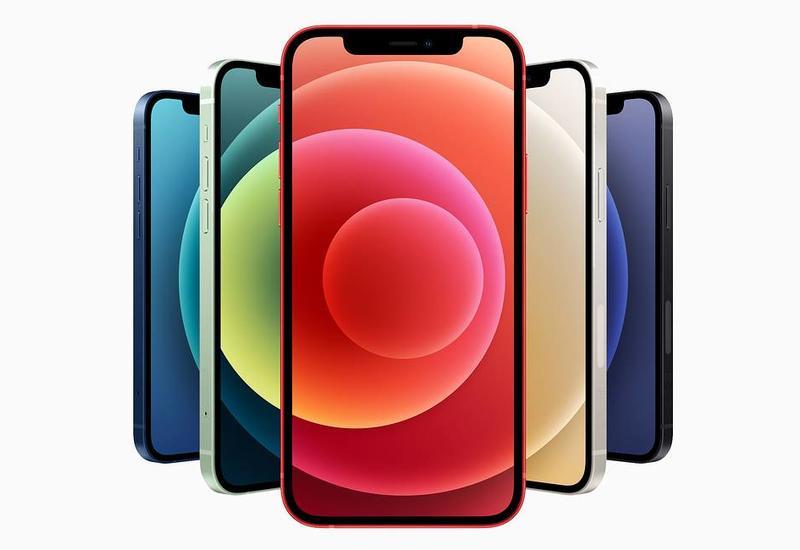 Apple представила iPhone с поддержкой 5G