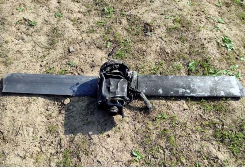 Уничтожен очередной армянский беспилотник
