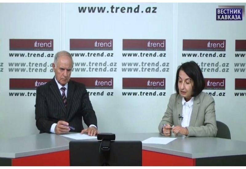 Азербайджанские и российские эксперты обсудили армянские обстрелы мирных азербайджанцев