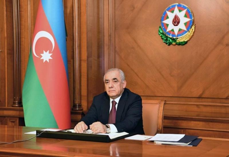 Али Асадов выразил соболезнования премьеру Грузии
