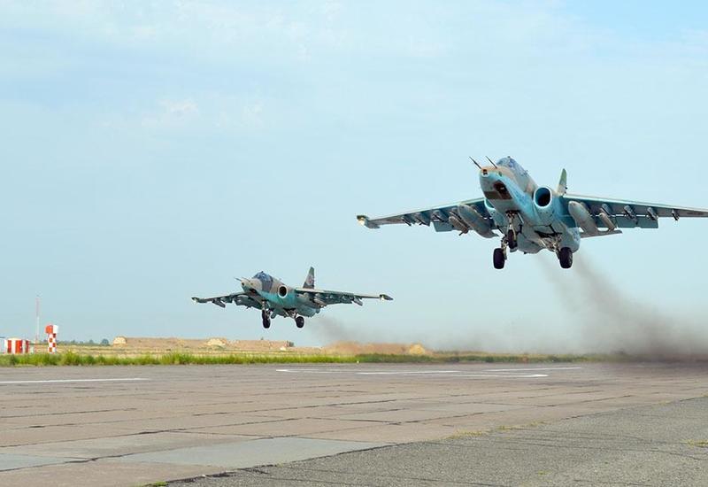 Ermənistanın növbəti Su-25 təyyarəsi vurulub