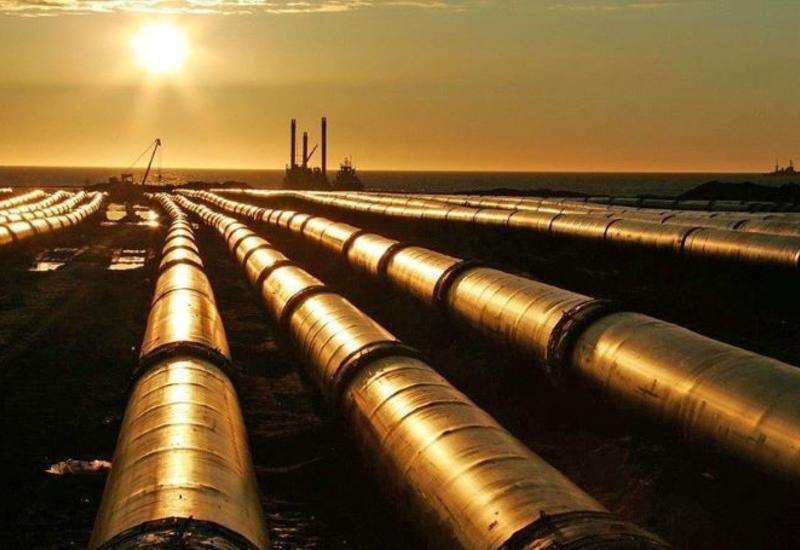 Азербайджан транспортировал по магистральным нефтепроводам около 27 млн. тонн нефти