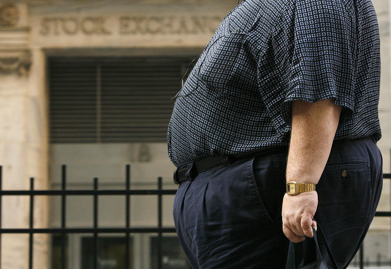 Ожирение повышает риск смерти при коронавирусе на 48%