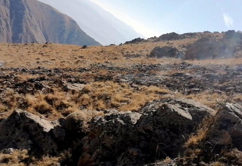 Армяне нанесли ракетный удар по Ордубаду