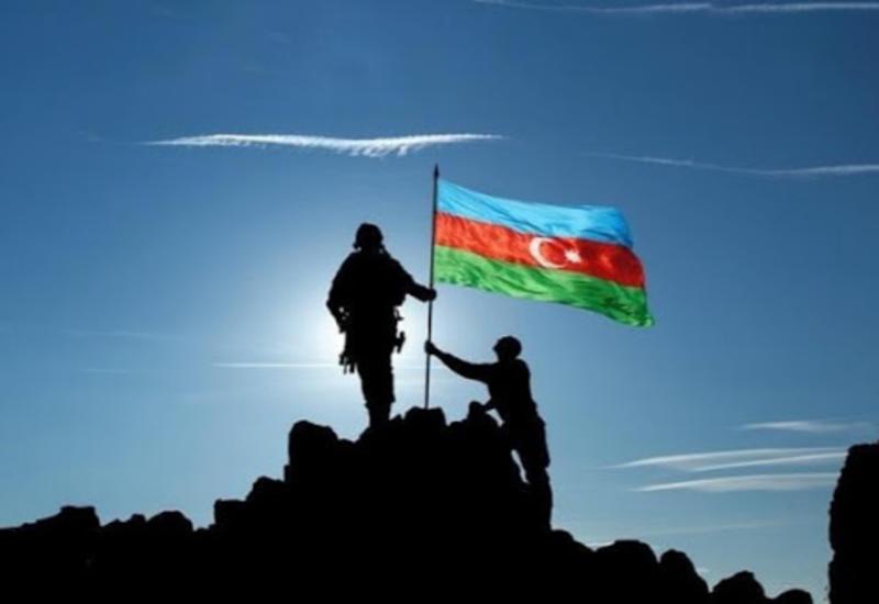 Жители Ходжавенда и Физули празднуют победу Азербайджанской Армии