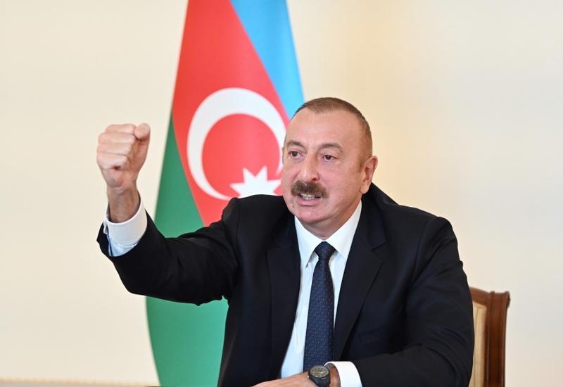 Президент Ильхам Алиев: Мы вернемся в Физули, заново отстроим, благоустроим все села