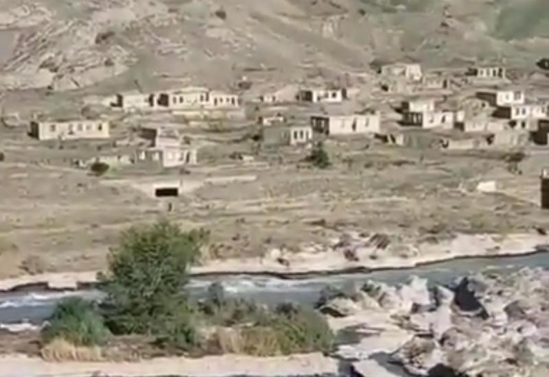Армянские солдаты убежали от вооруженных сил Азербайджана