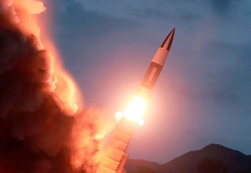 Ракеты были запущены на Гянджу с территории Армении