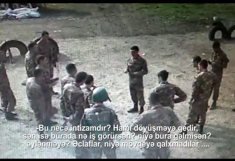 """Армянские """"добровольцы"""" отказываются воевать"""