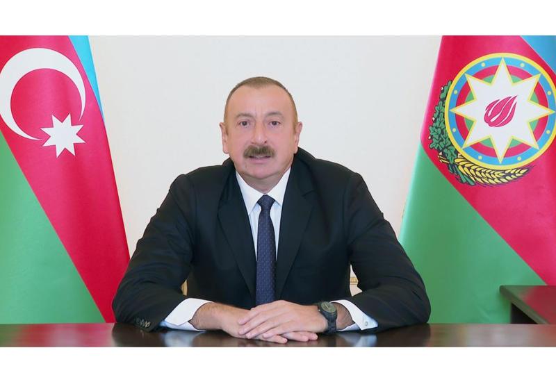 Президент Ильхам Алиев: Военно-политическое руководство Армении - преступники, и мы накажем этих преступников