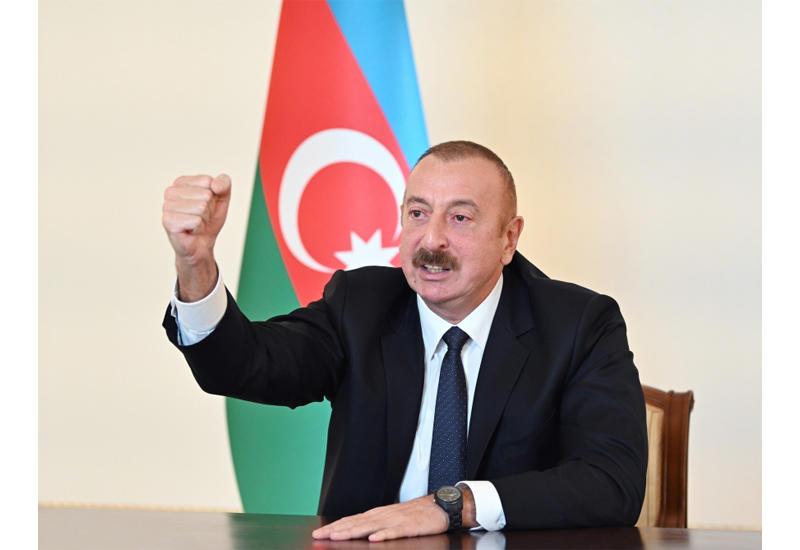 Prezident İlham Əliyev: Biz Füzuliyə qayıdacağıq, bütün kəndləri yenidən quracağıq, abadlaşdıracağıq
