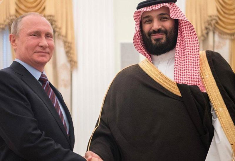 Президент Россиии наследный принц Саудовской Аравии обсудили координацию в рамках ОПЕК+