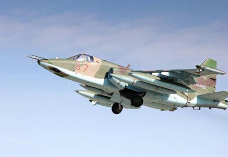 Азербайджан уничтожил армянский Су-25