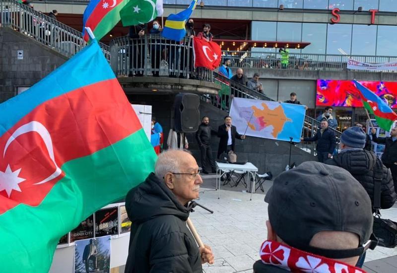 İsveç krallığında erməni terroru pislənib