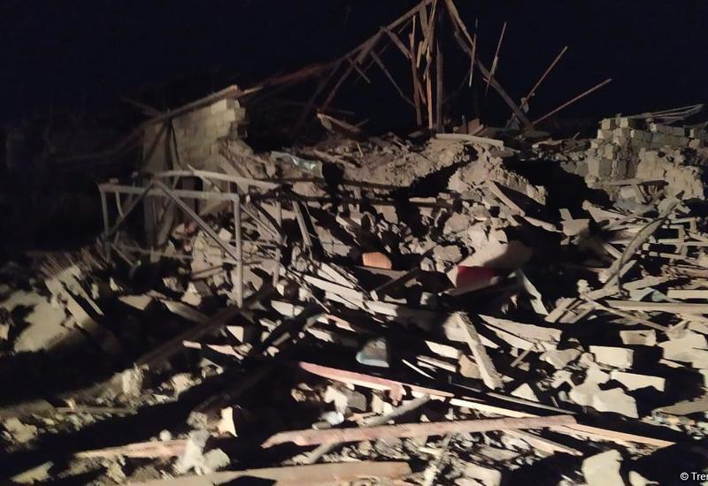 В отношении Пашиняна должно быть возбуждено уголовное дело за террор в Гяндже