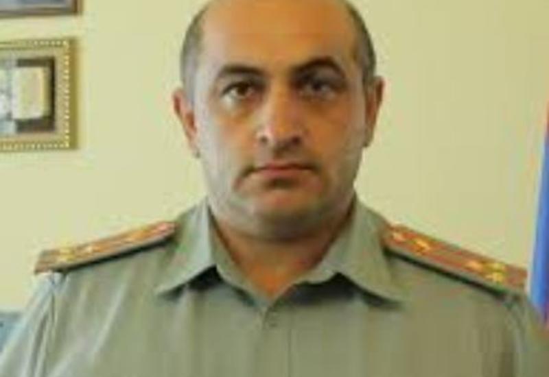 Уничтожен полковник ВС Армении, начальник инженерно-саперной службы