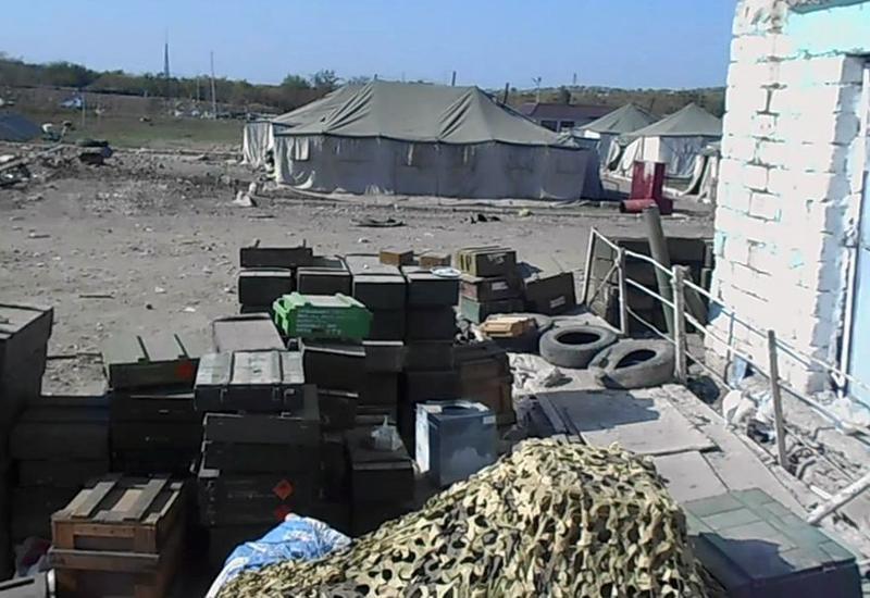 ВС Азербайджана захватили армянскую воинскую часть