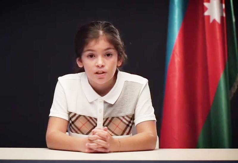 """""""Вы убили невинных детей Азербайджана и гордитесь этим!"""""""