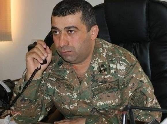 Düşmənin alay komandiri, polkovnik məhv edilib