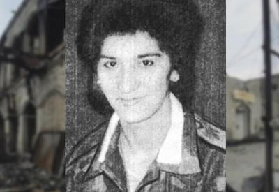 Женщины Карабахской войны: Назакет Гасымова