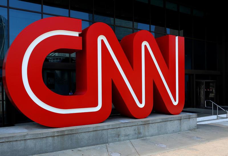 Aзербайджанцы в США провели акцию перед штаб-квартирой CNN