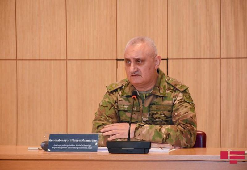 Армения хочет использовать мирное население в качестве щита
