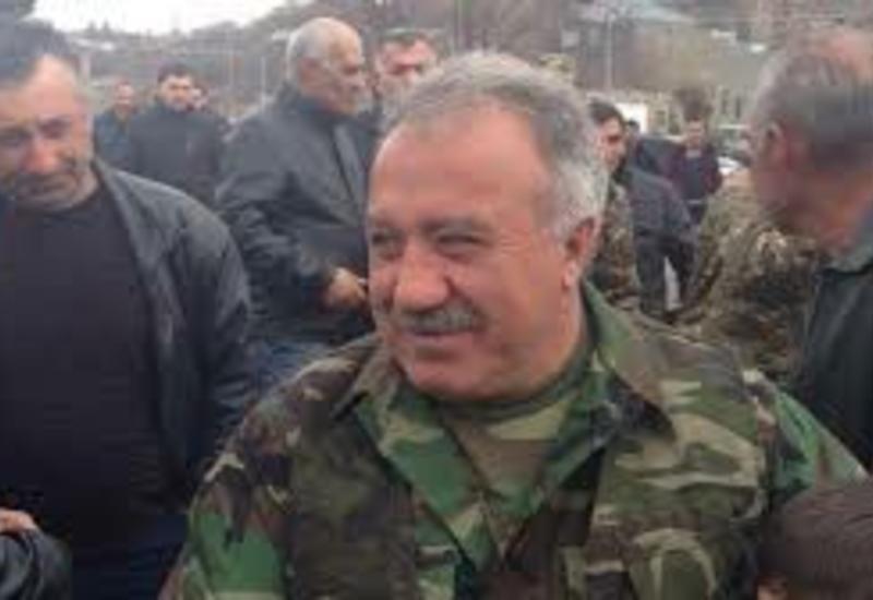 """В оккупированном Карабахе ранен главарь """"добровольцев"""""""