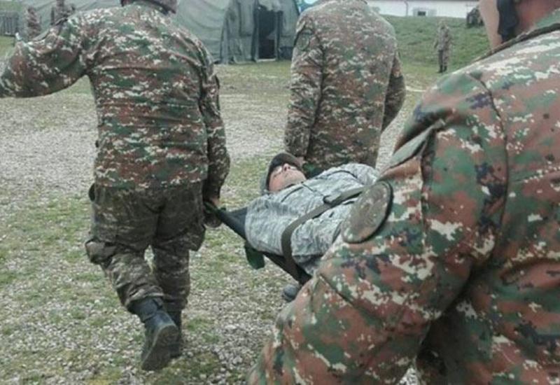 Число убитых солдат ВС Армении достигло 900