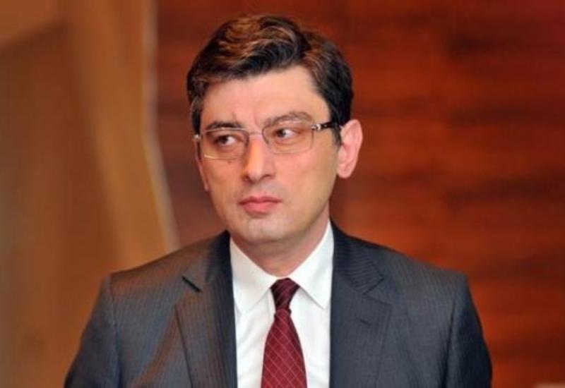 Премьер-министр Грузии направил поздравительное письмо Али Асадову