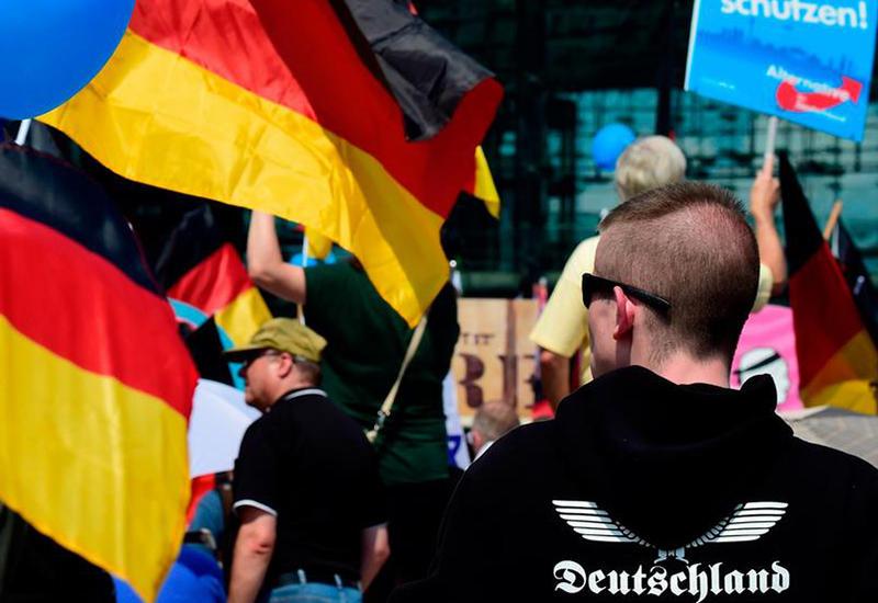Неонацисты - последняя надежда Пашиняна