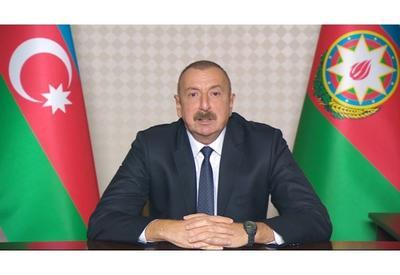 Президент Ильхам Алиев выступил с обращением к народу - ОБНОВЛЕНО - ФОТО - ВИДЕО