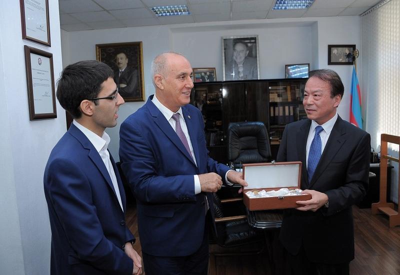 Профессиональный журналист, друг Азербайджана и АЗЕРТАДЖ Хи Пин назначен президентом китайского агентства Синьхуа