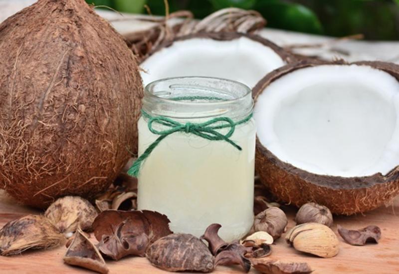 Кокосовое масло полезно от COVID-19
