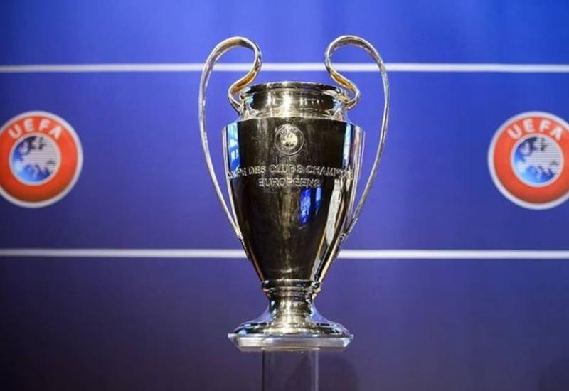 Стали известны все четвертьфиналисты Лиги чемпионов