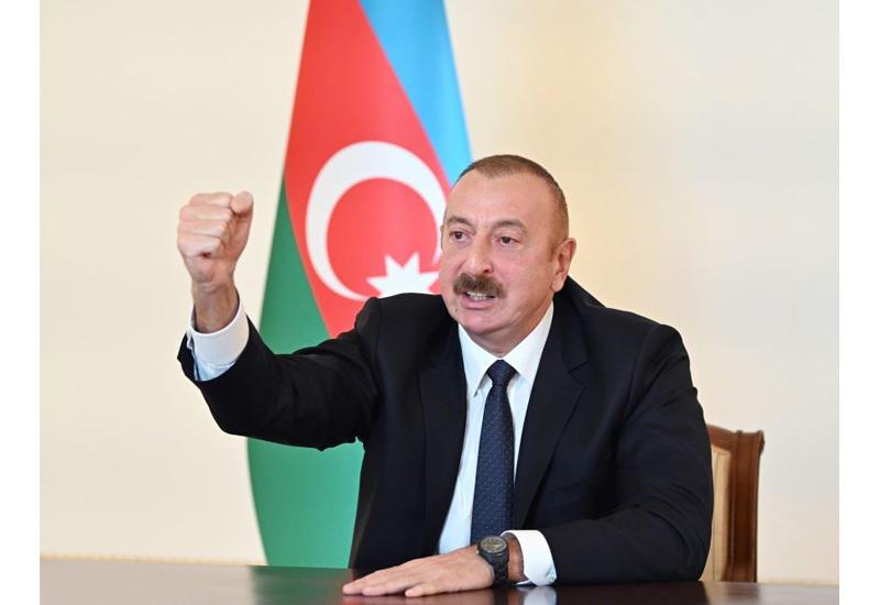 Prezident İlham Əliyev: Biz Böyük Qayıdışın astanasındayıq