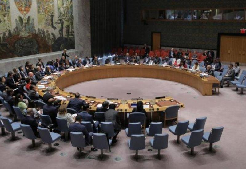 СБ ООН обсудил контроль за прекращением огня в Нагорном Карабахе