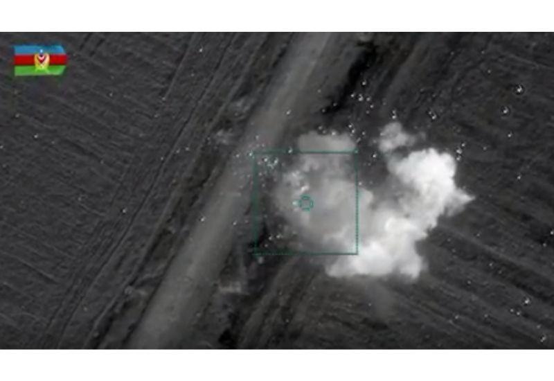 ВС Азербайджана разгромили армянские подразделения в Губадлы