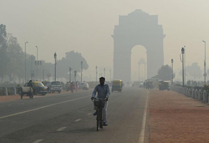 Города Европы с самым грязным воздухом