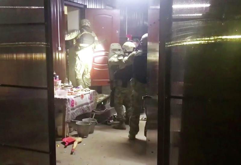 ФСБ России задержала двух членов банды Шамиля Басаева