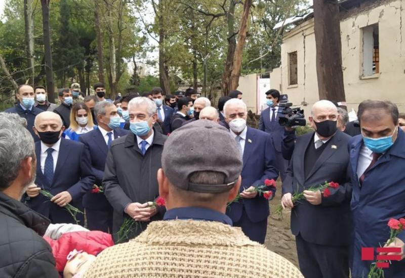 Никакая сила не может остановить победное шествие Азербайджана