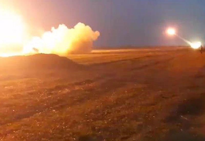 Ночные и дневные артиллерийские стрельбы