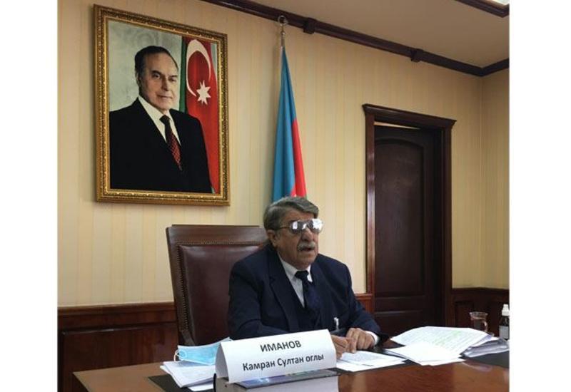Кямран Иманов: Совершенные Арменией вандализм и варварство – это преступление против человечности