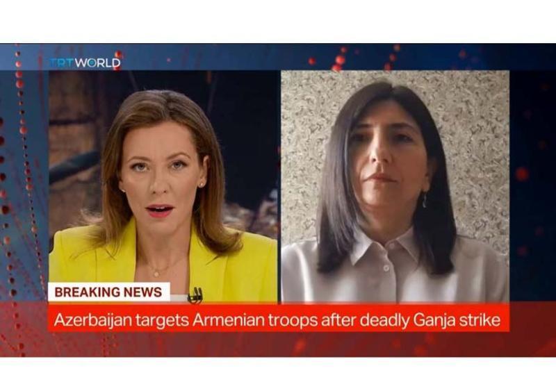 Террористическая власть Армении должна быть наказана