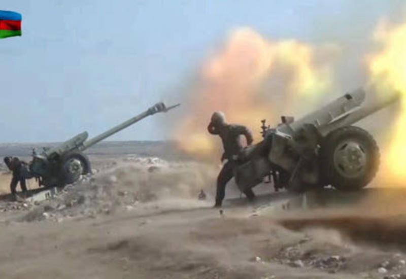 Нагорный Карабах: азербайджанская армия наступает - армяне отступают
