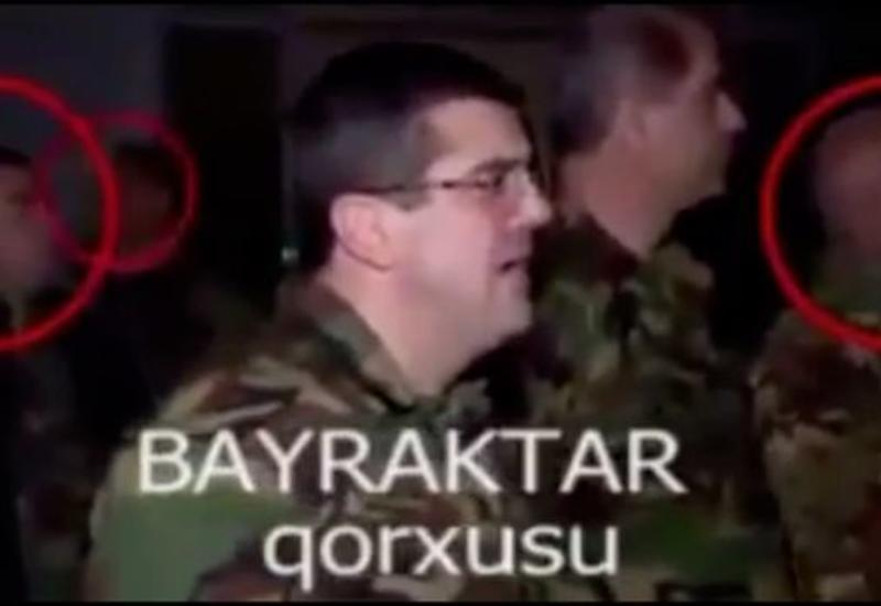 Армяне в жутком страхе перед азербайджанскими беспилотниками