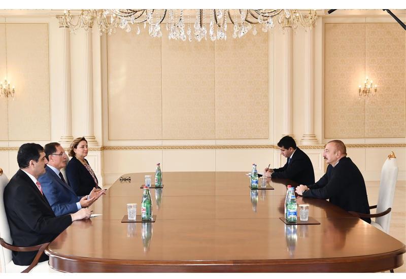 Президент Ильхам Алиев: Правое дело Азербайджана доводится до мира посредством турецкой прессы