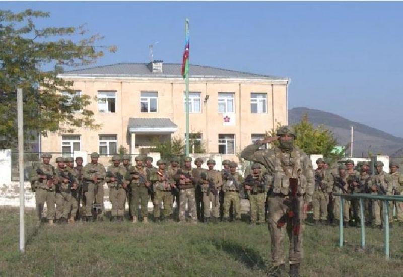 Генпрокуратура о здании в Зангилане, где был поднят Флаг Азербайджана